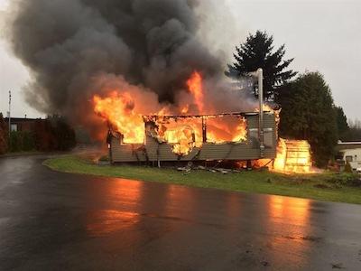 Mobilheim Mieten Westerwald : Nachtragsmeldung zum mobilheimbrand in elbingen
